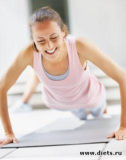 Комплекс упражнений как убрать живот и бока у мужчин видео